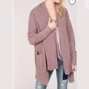 POL teddy bear Plush Oversized sweater large